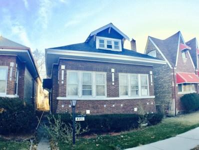 8351 S Loomis Boulevard, Chicago, IL 60620 - MLS#: 10045157