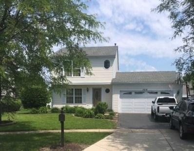 1818 CAMBRIDGE Drive, Carpentersville, IL 60110 - MLS#: 10045166