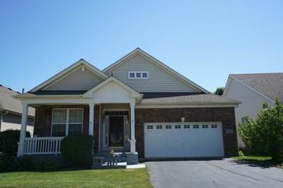 1827 Eton Drive, Hoffman Estates, IL 60192 - #: 10045258