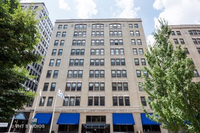 680 S Federal Street UNIT 908, Chicago, IL 60605 - MLS#: 10045314