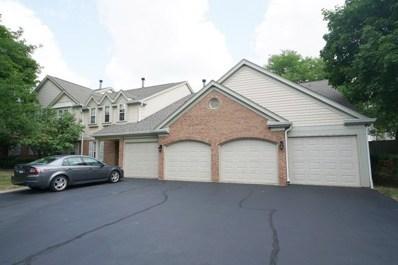 1306 Pennwood Court UNIT D1, Schaumburg, IL 60193 - MLS#: 10045388
