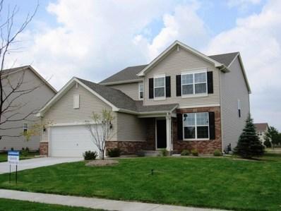 814 Farmstead Lane, Shorewood, IL 60404 - #: 10045598