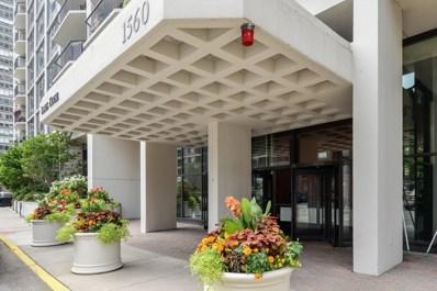 1560 N Sandburg Terrace UNIT 606, Chicago, IL 60610 - MLS#: 10045818