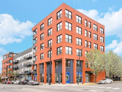 1601 S Halsted Street UNIT 501, Chicago, IL 60608 - #: 10045970
