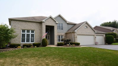 1011 Woodside Drive, West Chicago, IL 60185 - MLS#: 10046013
