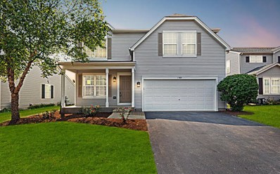 1585 Lavender Drive, Romeoville, IL 60446 - MLS#: 10046064