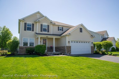 16411 Fox Creek Lane, Plainfield, IL 60586 - #: 10046341