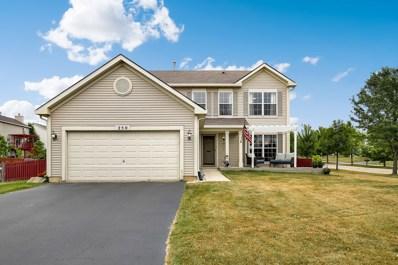 250 Clarendon Lane, Bolingbrook, IL 60440 - #: 10046388