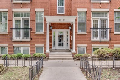 1822 N Sheffield Avenue UNIT 1B, Chicago, IL 60614 - #: 10046398