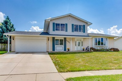 1561 Von Braun Trail, Elk Grove Village, IL 60007 - #: 10046418