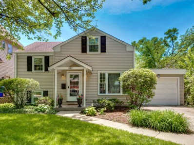267 Hillside Avenue, Glen Ellyn, IL 60137 - MLS#: 10046419