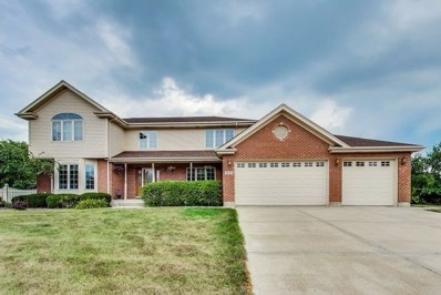 14615 S Saddle Brook Lane, Homer Glen, IL 60491 - #: 10046628