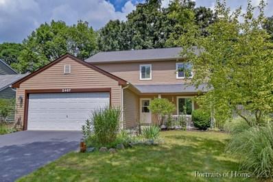 2467 RED BUD Court, Aurora, IL 60502 - MLS#: 10046752