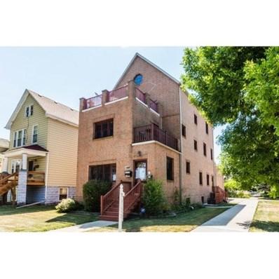 4956 N Lockwood Avenue UNIT 1, Chicago, IL 60630 - MLS#: 10046783
