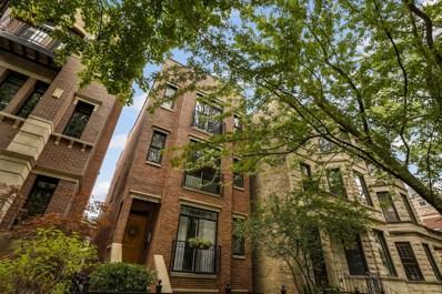 3233 N Seminary Avenue UNIT 3, Chicago, IL 60657 - #: 10046835