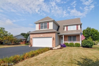 1537 Walsh Drive, Yorkville, IL 60560 - MLS#: 10046895