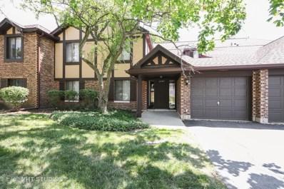 1497 Haverhill Drive UNIT A, Wheaton, IL 60189 - MLS#: 10047063