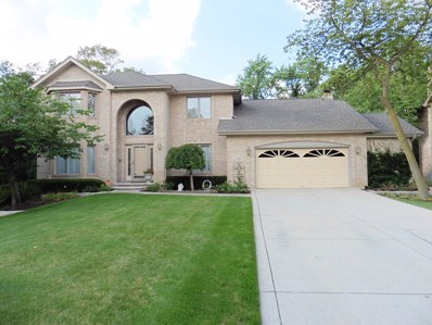 383 Crestwood Road, Wood Dale, IL 60191 - MLS#: 10047359