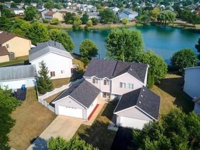 2845 Dorothy Drive, Aurora, IL 60504 - MLS#: 10047532