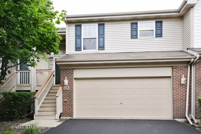 113 Samuel Court, Streamwood, IL 60107 - #: 10047774
