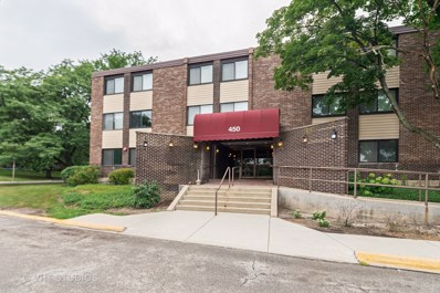 450 Raintree Court UNIT 2B, Glen Ellyn, IL 60137 - #: 10047910