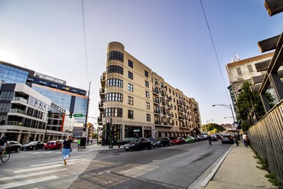 520 N Halsted Street UNIT 201, Chicago, IL 60642 - MLS#: 10047973