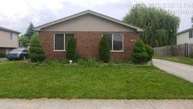 15343 Willow Lane, Markham, IL 60428 - MLS#: 10048170
