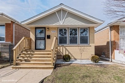 7438 S SANGAMON Street, Chicago, IL 60621 - MLS#: 10048253