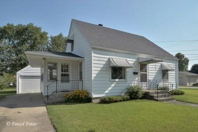 304 W Van Buren Street, Marengo, IL 60152 - MLS#: 10048280