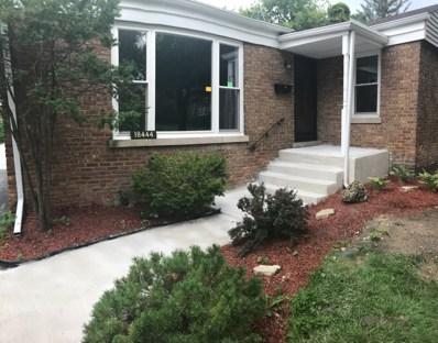 18444 Perth Avenue, Homewood, IL 60430 - MLS#: 10048295