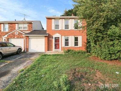1323 Pennsboro Court, Carol Stream, IL 60188 - #: 10048463