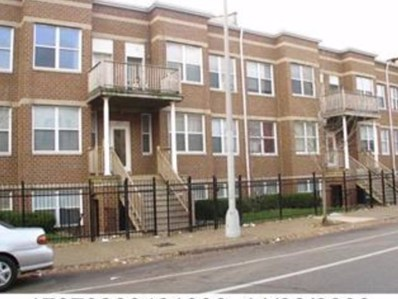 2227 W Warren Boulevard UNIT B3, Chicago, IL 60612 - MLS#: 10048627