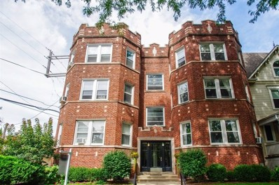 1458 W BERTEAU Avenue UNIT 1W, Chicago, IL 60613 - #: 10048649