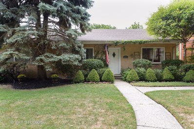 221 Dodge Avenue UNIT D, Evanston, IL 60202 - MLS#: 10048658