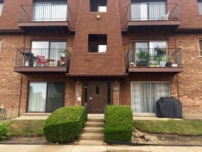 704 Cobblestone Circle UNIT B, Glenview, IL 60025 - #: 10048809