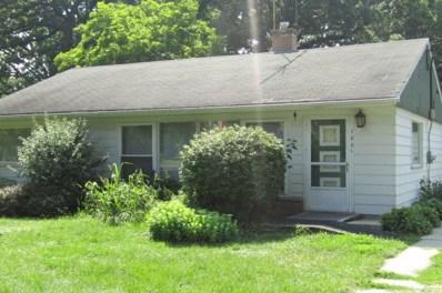 180 Oakwood Drive, Wood Dale, IL 60191 - MLS#: 10049052