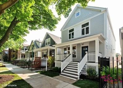4028 N Maplewood Avenue, Chicago, IL 60618 - MLS#: 10049140