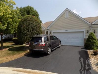20812 W Honeysuckle Court, Plainfield, IL 60544 - MLS#: 10049199