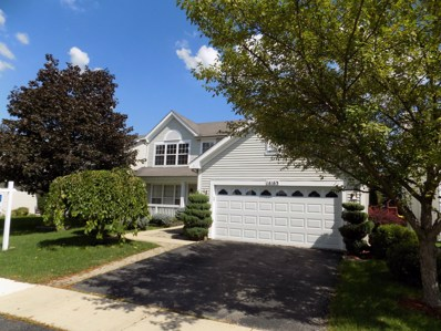 14163 S LAKERIDGE Drive, Plainfield, IL 60544 - MLS#: 10049227