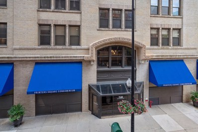740 S Federal Street UNIT 210, Chicago, IL 60605 - MLS#: 10049489