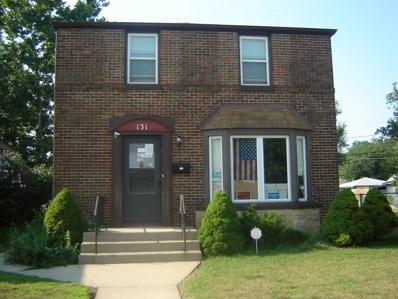 131 Elizabeth Street, Calumet City, IL 60409 - MLS#: 10049597