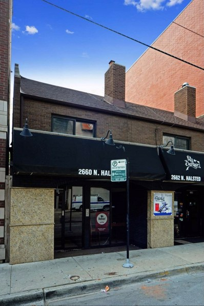 2660 N Halsted Street UNIT 6, Chicago, IL 60614 - MLS#: 10049817