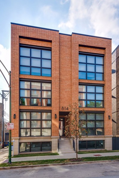 814 N Marshfield Avenue UNIT 3S, Chicago, IL 60622 - MLS#: 10049847