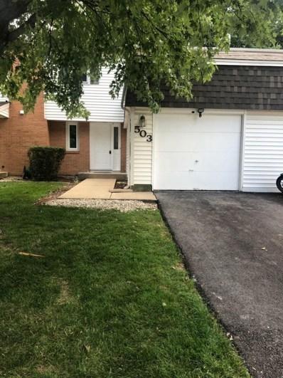 503 Dubois Circle, Bolingbrook, IL 60440 - #: 10050088