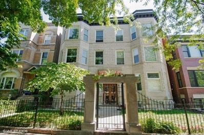 1431 W Cuyler Avenue UNIT 2S, Chicago, IL 60613 - MLS#: 10050123