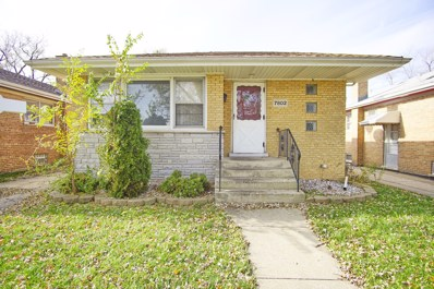 7802 S Kenneth Avenue, Chicago, IL 60652 - MLS#: 10050203