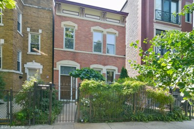 1642 N Claremont Avenue, Chicago, IL 60647 - MLS#: 10050450
