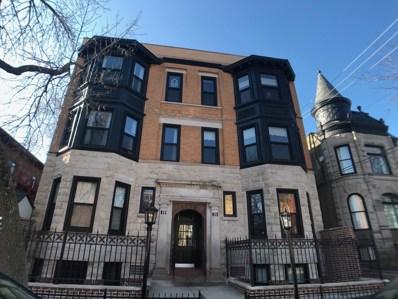 813 W Oakdale Avenue UNIT G, Chicago, IL 60657 - #: 10050593