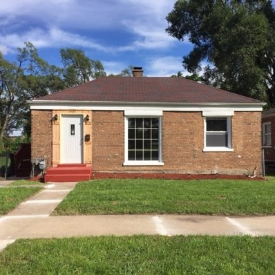 1207 Lincoln Avenue, Chicago Heights, IL 60411 - MLS#: 10050757