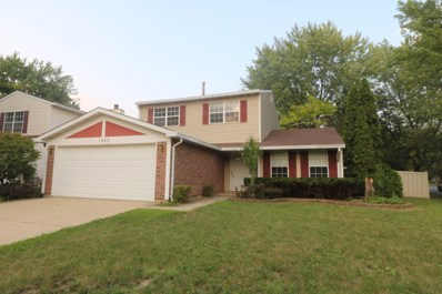 1023 Towner Court, Bolingbrook, IL 60440 - #: 10050804